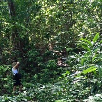 Natasha in the jungle